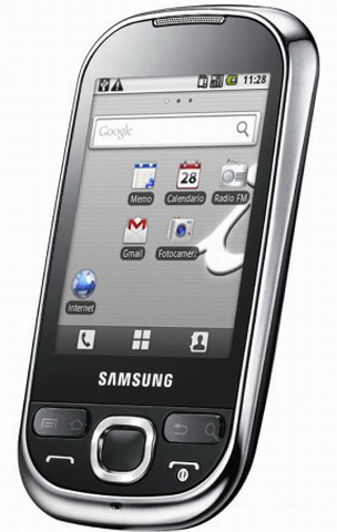 Samsung Galaxy i5500