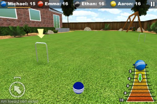Croquet for Android
