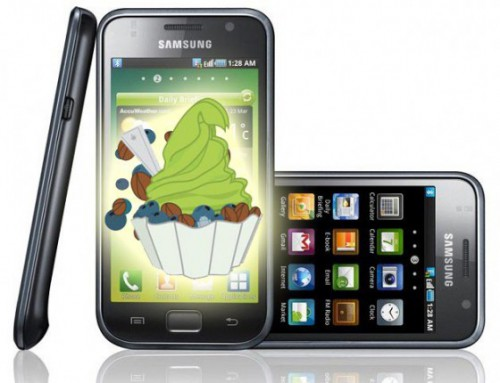 Samsung Galaxy S Froyo