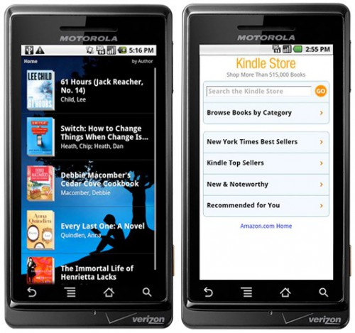 Android Kindle