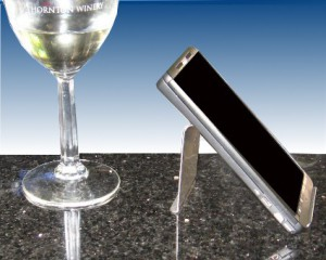 newPCgadget smartphone coaster1