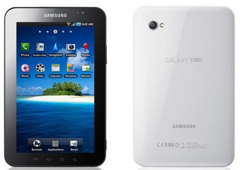 Samsung Galaxy S Tablet