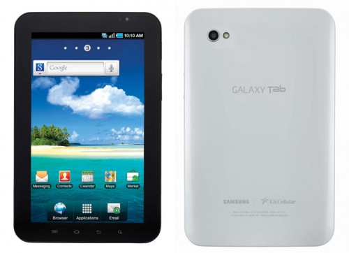 Samsung Galaxy Tab for US Cellular