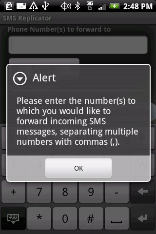 SMS Replicator for Android