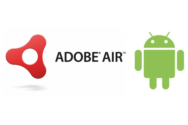 Adobe air на android