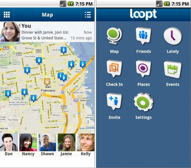 Loopt for Android