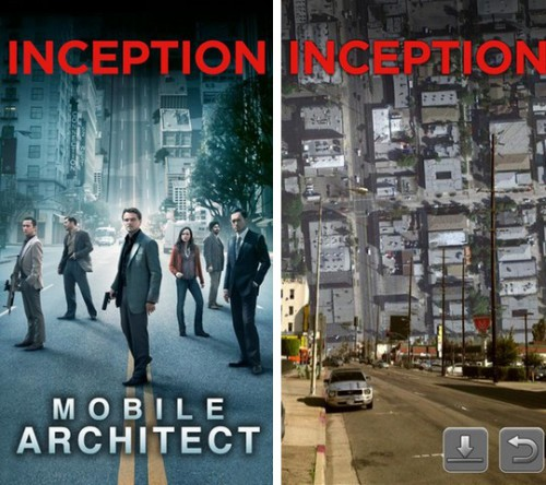 inception mobile architect