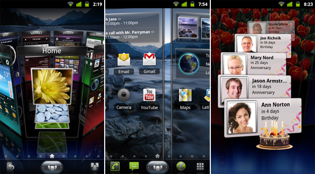 SPB Shell 3D For Android Gets An Update. Adds Widget ...