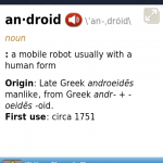 AndroidDict