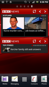 BBC News for Android adds home screen widgets ...