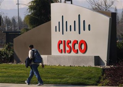 BUSINESS-US-CISCO-RESULTS-OPTIONS