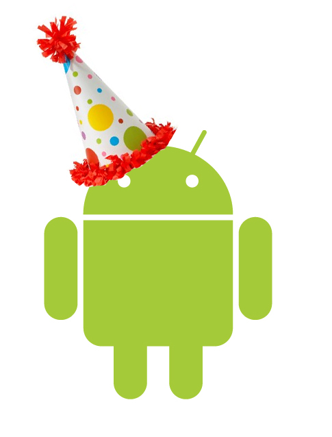 HappyBirthdayAndroid