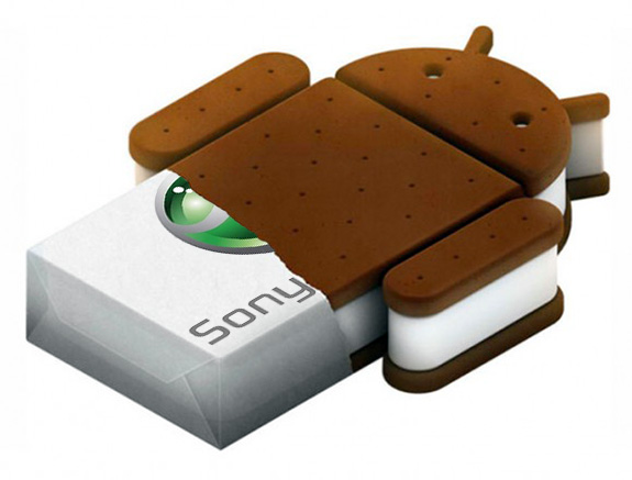 SonyEricsson-IceCreamSandwich