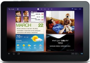 Galaxy Tab 10.1 Product Image