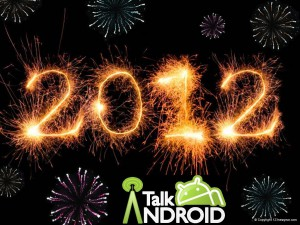Talk Android 2012