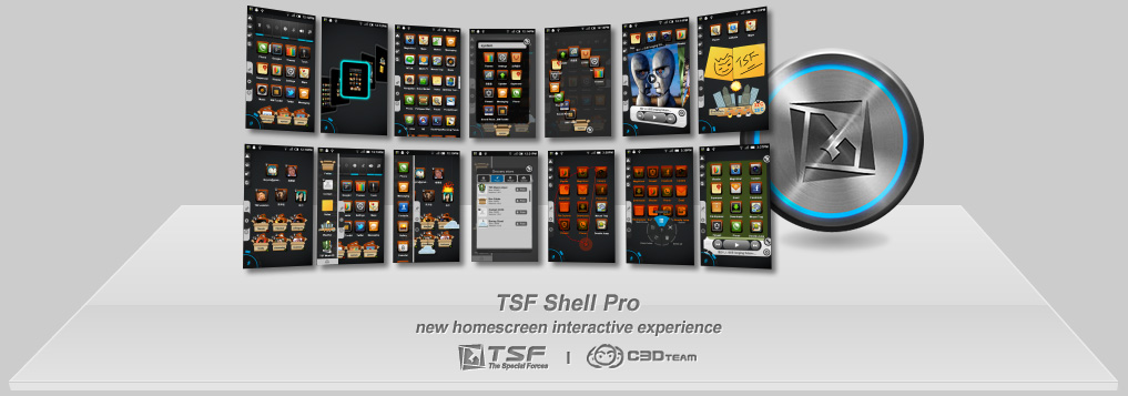 TSFProShell3D
