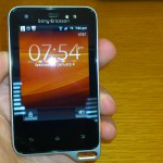 Sony Ericsson Xperia Active 12
