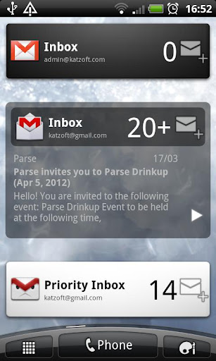 Gmail Widget_1