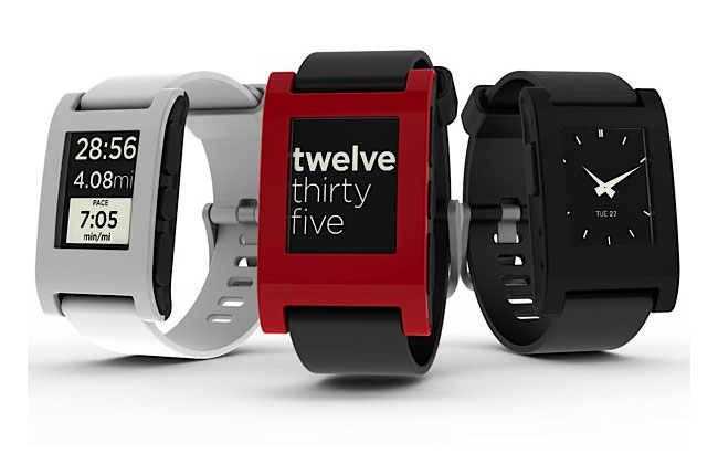 Pebble-Smartphone-Watch