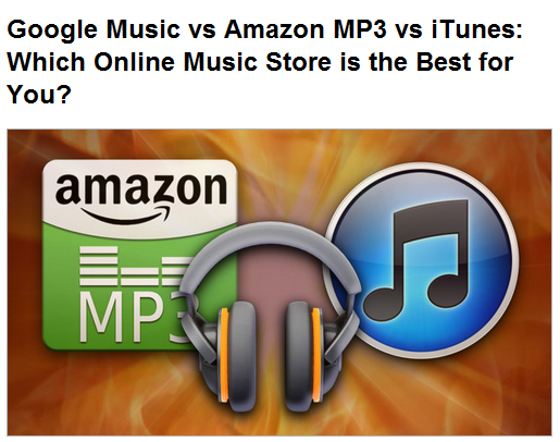 How to Transfer iTunes Music to Amazon Cloud Player?