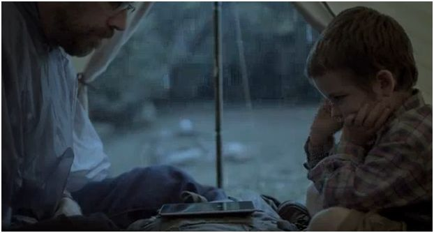 Google_Nexus_7_Commercial_Camping_Dad_Son