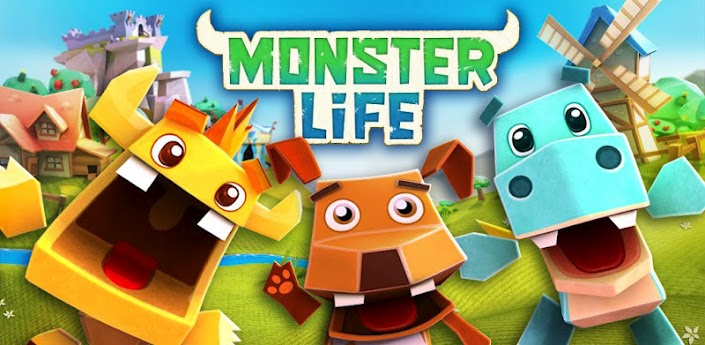 Monster Life Starts Out