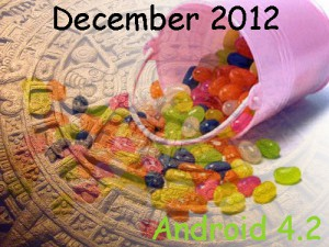 No December 2012 in Jelly Bean