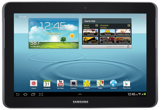 verizon now offering samsung galaxy tab 2 10 1 for 499