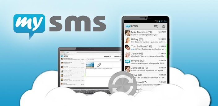 mysms app