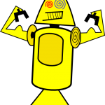 almost_android_mascot_yellow