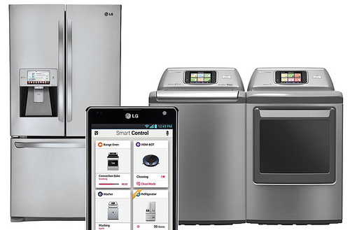 Lg bringing the kitchen sink to ces 2013