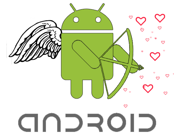 android-valentine
