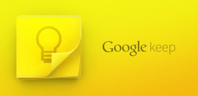 Google_Keep_Splash_Banner