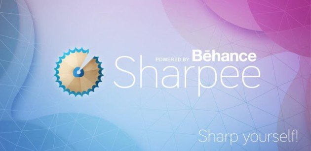 Sharpee_Powered_By_Behance_Splash_Banner