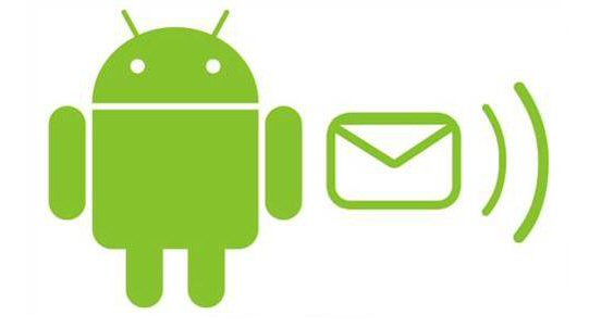 android sms 01 - How to send SMS or MMS text messages from your PC or tablet using your Android phone number