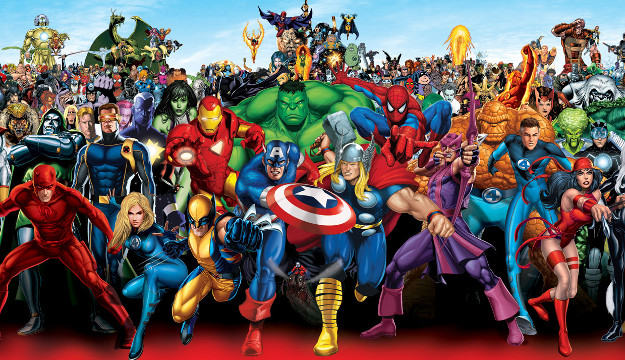 marvel comics free