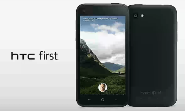 HTC First
