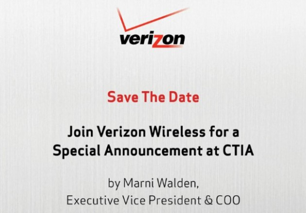verizon special announcement