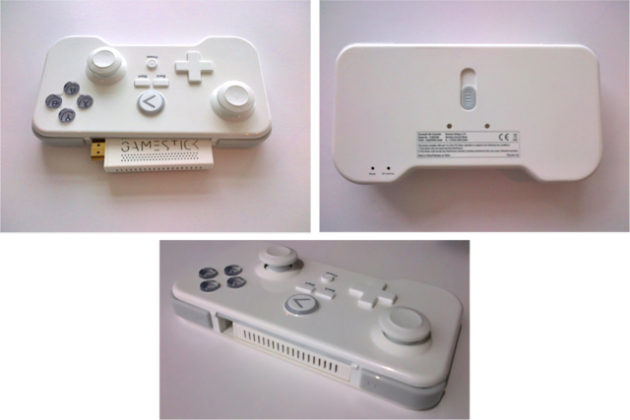 GameStickController