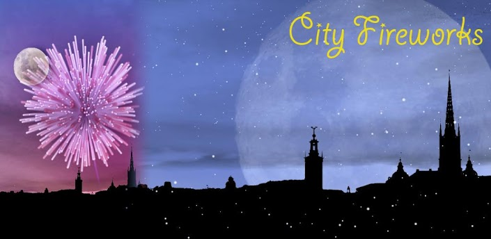 Celebrate july 4th with city fireworks live wallpaper - Fourth of july live wallpaper ...