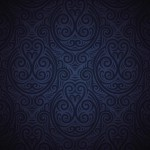 Sony_Xperia_Z1_Wallpapers_blue_pattern_hd1080p