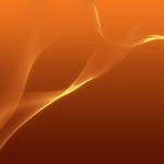 Sony_Xperia_Z1_Wallpapers_hero_flow_orange
