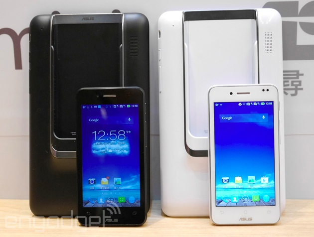 ASUS PadFone Mini officially announced, 4.3-inch phone ...