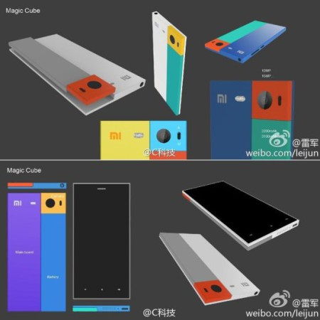 Xiaomi-magic-cube-modular-smartphones