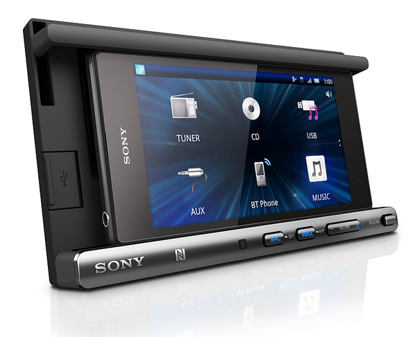 Sony In Dash Cradle