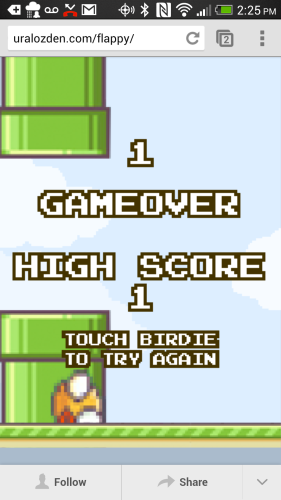 Flappybird_HTML5_Web_Version