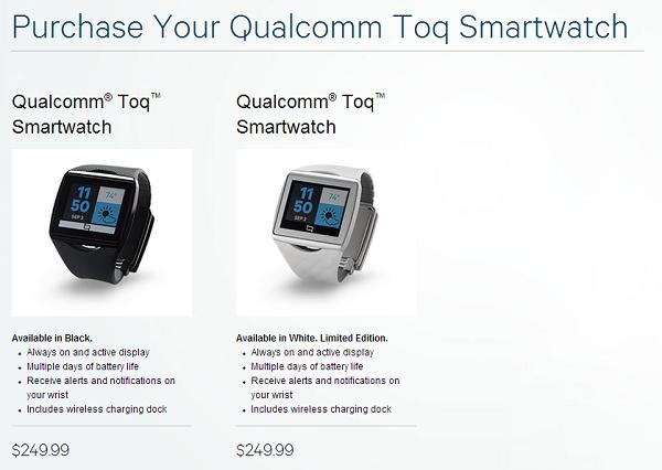 Qualcomm-Toq-Smartwatch-order-now