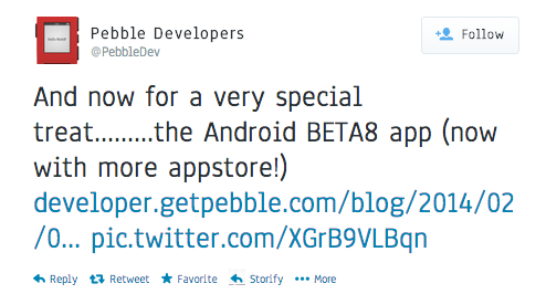 pebble_app_store_beta_tweet