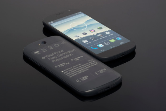 yotaphone second generation
