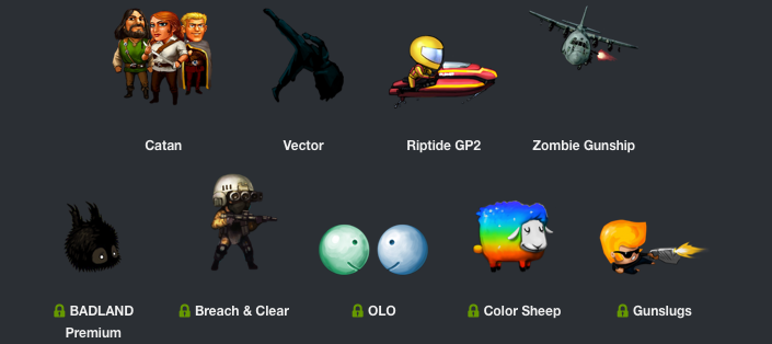 Humble Mobile Bundle 4 adds three more games to the mix ...